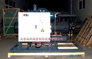 50吨台湾Hanbell RC-2-310B-Z螺杆风冷式冷水机组