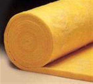 空调风管保温玻璃棉毡 (Glass wool blanket)
