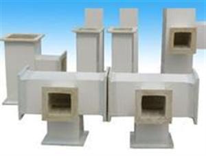邯郸专业生产安装各种风管 无机玻璃钢风管