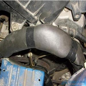 制冷保温材料空调橡塑软管 保温橡塑软管 一件代发
