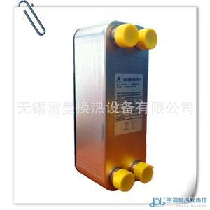 定做镍钎焊板式冷凝器 氯水交换耐腐蚀耐高温蒸发器