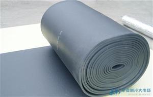 FM认证 华美0级橡塑保温管 华美橡塑FM认证橡塑板