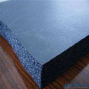 现货广东空调保温隔热材料橡塑保温板 NBR发泡橡塑