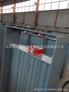 金信格通风设备厂专业生产正压送风口多叶排烟口加压送