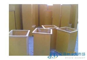 山东天宇永兴生产191树脂有机玻璃钢风管,菱镁风管,