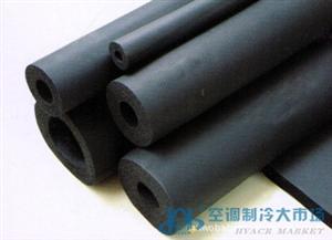 厂家直供 批发各种型号橡塑管 橡塑板 优质橡塑隔热保