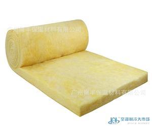 玻璃棉卷毡,华美玻璃棉保温材料