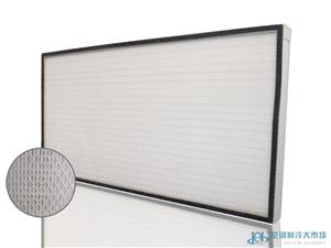 成都耐高温高效过滤器厂家 高效空气过滤网