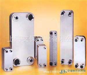 钎焊板式换热器厂家,上海钎焊换热器,钎焊板式交换器