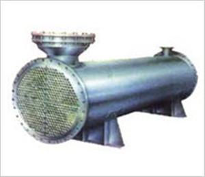 换热器  列管式冷凝器