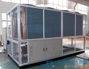 风冷热泵冷(热)水模块化机组