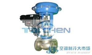 T40H回转式调节阀,电厂专用调节阀门,上海台臣阀门