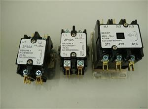 cjx9-20/2 20A 2P 空调用交流接触器