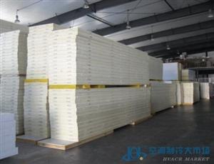 天津市君睿(红旗)聚氨酯冷库板;聚氨酯保温板