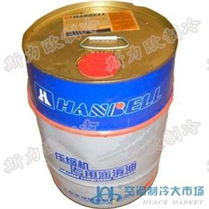 汉钟HBR-B05冷冻油,汉钟冷冻油,汉钟冷冻油型号