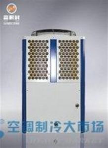 5匹常温空气能制热供暖热泵机组