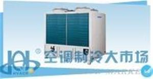 D系列模块化风冷冷(热)水机组