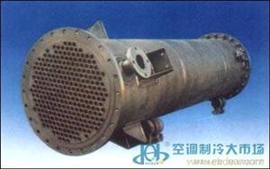 列管式换热器、容积式换热器、冷却器