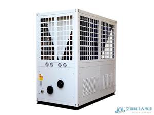 空气能地暖设备价格、空气能热水机组设备