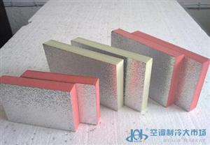 双面压花铝箔酚醛复合风管厂价优质品牌