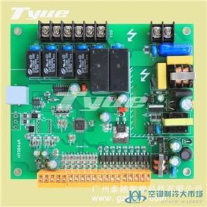 TYB0806户式中央空调控制器 户式热泵热水机控制器 可