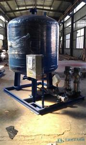 【NZP囊式落地式膨胀水箱-定压供水设备】