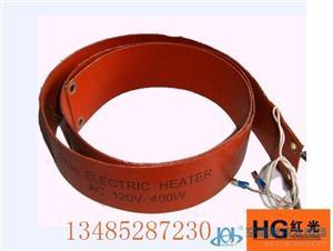 jshg红光油桶硅胶加热板,硅橡胶加热器