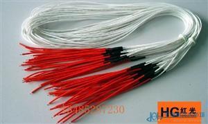 jshg红光硅胶发热线
