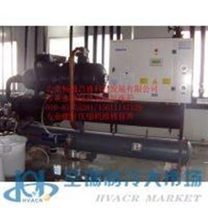 蓝德水地源热泵制冷机组维修