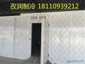 安徽冷库厂家 承接大型蔬菜冷库工程 小型冷库安装报价