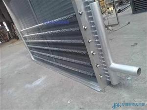 铜管串铝箔水表冷器、不锈钢表冷器、表冷器更换