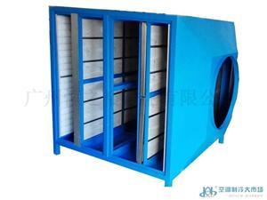 宁夏空气过滤箱厂家、宁夏增压新风柜