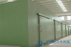 忻州市冷库安装、中央空调设计安装
