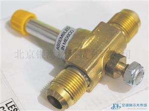 EMERSON/艾默生电磁阀200RB 5F5T空调机组电磁阀北京银