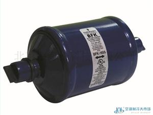 EMERSON/艾默生BFK-165S双向干燥过滤器北京银海松