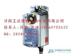 GDB161.1E西门子风阀执行器,5Nm