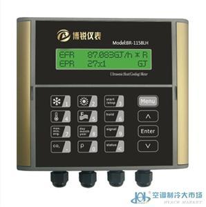 外夹式超声波能量表冷热量表流量热量测量空调水出口