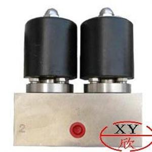 不锈钢高压二位三通电磁阀