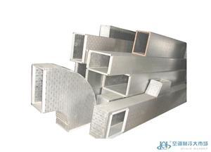 单面彩钢铝箔酚醛复合风管厂家