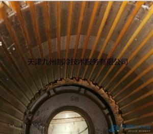 天津汉钟R175H-CR螺杆式压缩机电机维修