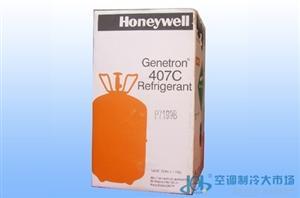 进口霍尼韦尔R-407C制冷剂