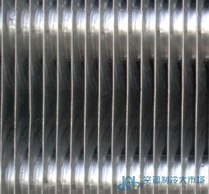 蒸气加热器钢管串不锈钢片可选江苏通达13901425290