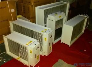 风管式空气净化机,风管式静电除尘净化器