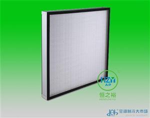 上海高效空气过滤网