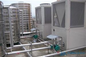 台前空气能热水器