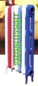 椭圆柱翼二柱670铸铁暖气片
