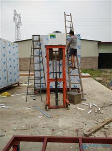 冷轩公司有便捷的移动冷库设备出租