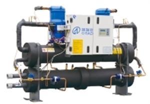 水冷组系列-水冷涡旋式冷(热)水机组