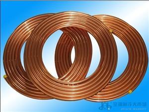 家用中央空调R410紫铜管链接管件铜配件
