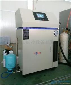 冷柜、酒柜、冰箱厂定量冷媒加注机